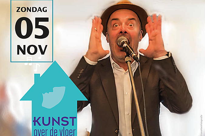 Kunst over de Vloer Save the Date